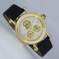 Cartier Diabolo Chronograph mit Faltschliesse