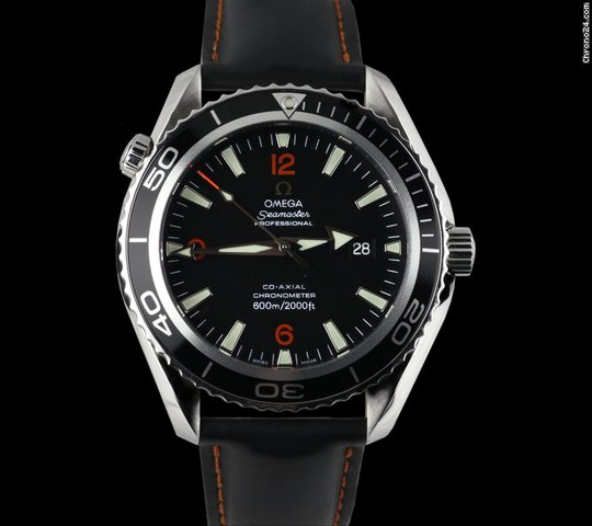 Omega Seamaster Planet Ocean XL 45.5mm SS [ON HOLD]