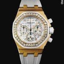 Audemars Piguet Offshore Lady - rose gold - diamond