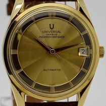 Universal Genève Polerouter Date, Ref. 104601/7, 18ct vollgold...