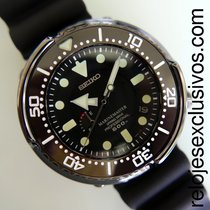 Seiko Marinemaster Spring Drive Power Reserve
