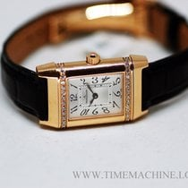 Jaeger-LeCoultre Reverso Ladies Rose Gold with Diamonds