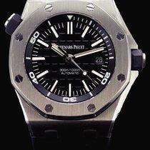 Audemars Piguet [NEW] Royal Oak Offshore Diver 15710ST Black Dial
