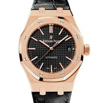 Audemars Piguet 15450OR Royal Oak 18K Pink Rose Gold Automatic...