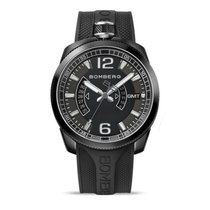 Bomberg Herrenuhr Bolt-68 BS45GMTPBA.005.3