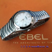 Ebel Classic Wave Lady  Stahl/Perlmutt