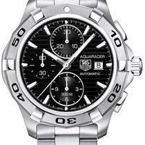 TAG Heuer Aquaracer Chronograph Calibre 16 CAP2110.BA0833