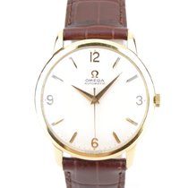 Omega Classic Vintage Automatic 18ct Yellow Gold