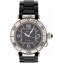Cartier Men's Pasha De Cartier Stainless Steel 2790