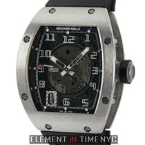 Richard Mille Titanium 40mm Black Dial