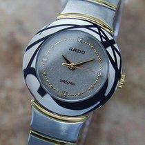 Rado Diastar Ladies 2000 Luxury Tungsten And Stainless St...