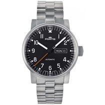 Fortis Spacematic Pilot Professional Day/ Date 623.10.71 M