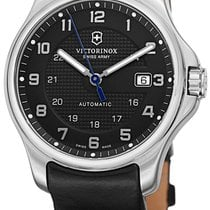 Victorinox Swiss Army Officer's Mechanical Stainless Steel...