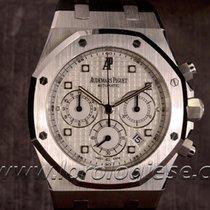 Audemars Piguet Royal Oak 18kt. White Gold Chronograph Ref....