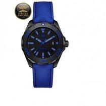 TAG Heuer - Aquaracer 300 Calibro 5 Titanio Cinturino Blu