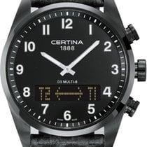 Certina DS Multi-8 C020.419.16.052.00 Herrenchronograph Mit...