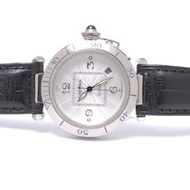 Cartier Pasha White Gold 2353