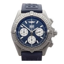 Breitling Crosswind Big Date Chronograph Stainless Steel Gents...