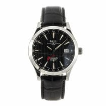 Ball Engineer II Chronometer Red Label GMT Watch (Pre-Owned)