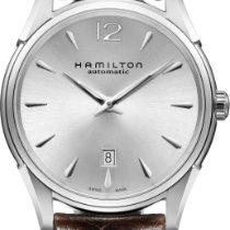 Hamilton Jazzmaster Slim H38615555 Elegante Herrenuhr Swiss Made
