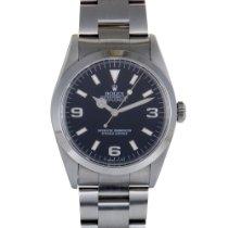 Rolex Explorer I Mens Automatic Watch 114270