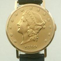 Mathey-Tissot $20 Liberty Coin