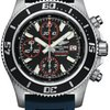 Breitling Superocean Chronograph II Abyss Red Satin