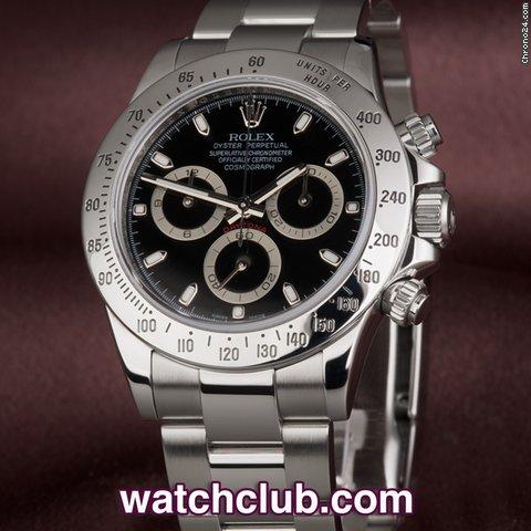 Rolex Cosmograph Daytona - Box & Papers