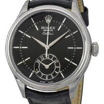 Rolex Cellini Time, Ref. 50529-schwarzes Zifferblatt