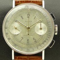 Rolex Antimagnetique Chronograph, stainless steel, Ref. 3484
