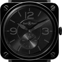 Bell & Ross Aviation BRS Phantom Black