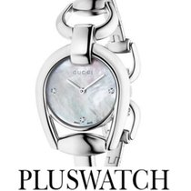 Gucci Horsebit White Dial 28mm YA139506 T