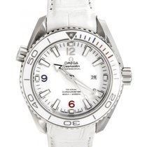 Omega 522.33.38.20.04.001 Planet Ocean 600M Co-Axial 37.5mm...