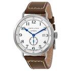 Hamilton Men's H78465553 Navy Pioneer Silver Dial Watch