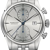 Hamilton Spirit of Liberty Chronograph Automatik H32416981