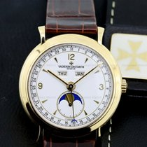 Vacheron Constantin Triple Date Moon 18K Yellow Gold / Manual...