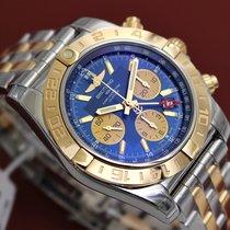 Breitling Chronomat 44 GMT 18K/SS - NEW
