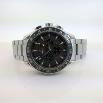 Omega Seamaster Planet Ocean GMT Co Axial Chronometer Box /...