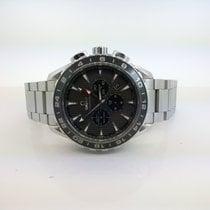 Omega Seamaster Planet Ocean GMT Co Axial Chronometer Box /...