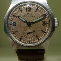 Mido vintage multifort military style special case automatic...