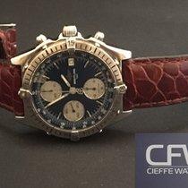 Breitling Chronomat Blu dial A13047