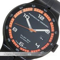 Porsche Design Flat Six Stahl P6350