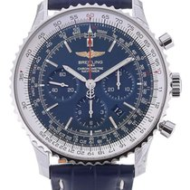 Breitling Navitimer 46 Automatic Blue Dial