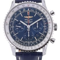 Breitling Navitimer 46 Automatic Blue Dial Cal. B01