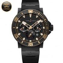 Ulysse Nardin - Maxi Marine Diver Black Sea Chronograph