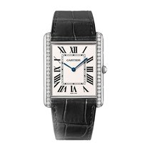 Cartier Tank Louis Manual Mens Watch Ref WT200006