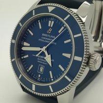 Breitling Superocean Heritage Blue Dial 46 mm