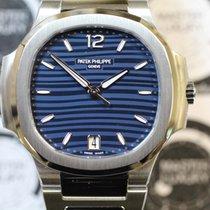 Patek Philippe 7118/1A-001 Nautilus Automatic Blue Dial...