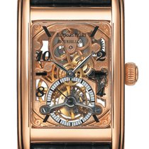 Audemars Piguet Edward Piguet Skeleton Dial Tourbillon Rose Gold