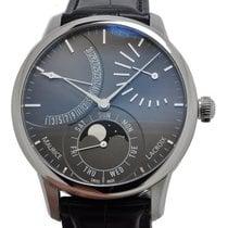 Maurice Lacroix Masterpiece LUNE Retrograde Watch MP6528-SS001...